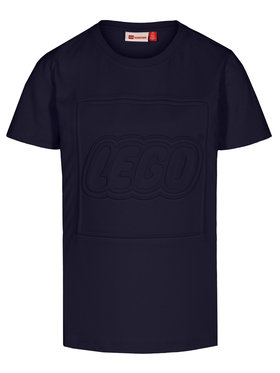 LEGO Wear LEGO Wear T-Shirt LWTobias 313 22338 Granatowy Regular Fit