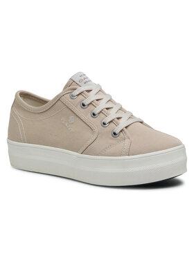 Gant Gant Sneakersy Leisha 22538603 Beżowy