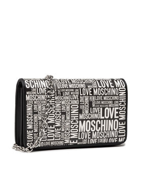 LOVE MOSCHINO LOVE MOSCHINO Дамска чанта JC4155PP1DLE100A Черен