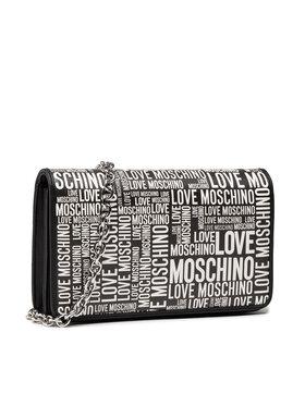 LOVE MOSCHINO LOVE MOSCHINO Kabelka JC4155PP1DLE100A Čierna