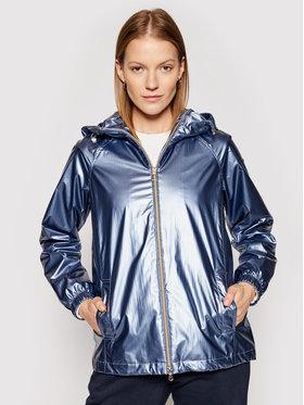 Geox Geox Prijelazna jakna Seyla W1222G T2832 F4179 Plava Regular Fit