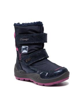 Primigi Primigi Μπότες Χιονιού GORE TEX 8384122 S Σκούρο μπλε