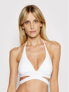Seafolly Seafolly Μπικίνι πάνω μέρος Active 30645-058 Λευκό