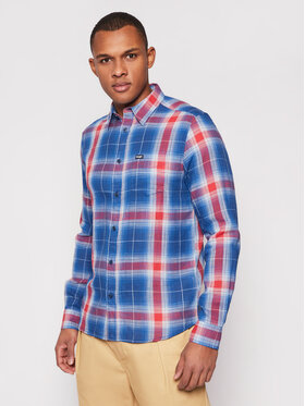 Wrangler Wrangler Košulja Ls 1 Pkt Shirt W5A16BX50 Šarena Regular Fit