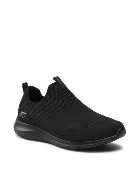 Skechers Skechers Обувки First Take 12837/BBK Черен