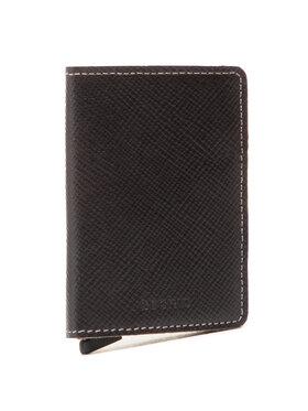 Secrid Secrid Malá pánská peněženka SSa Slimwallet Hnědá