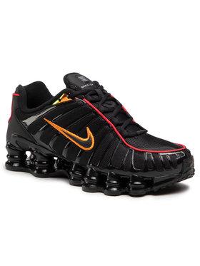 Nike Nike Boty Shox Tl CV1644 001 Černá