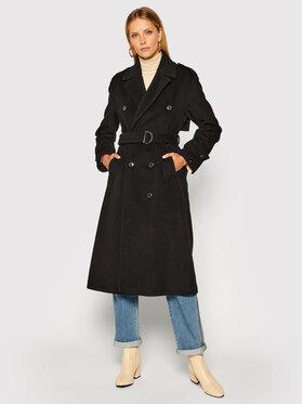 Tommy Hilfiger Tommy Hilfiger Trench-coat Post Consumer WW0WW28642 Noir Regular Fit