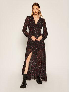 Guess Guess Φόρεμα καθημερινό Dashamira W0BK90 WDDB0 Μαύρο Regular Fit