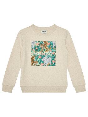 Kenzo Kids Kenzo Kids Sweatshirt K15064 S Beige Regular Fit