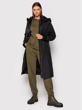 Liu Jo Sport Liu Jo Sport Átmeneti kabát TF1042 T4561 Fekete Regular Fit