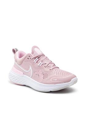 Nike Nike Обувки React Miler 2 CW7136 500 Розов