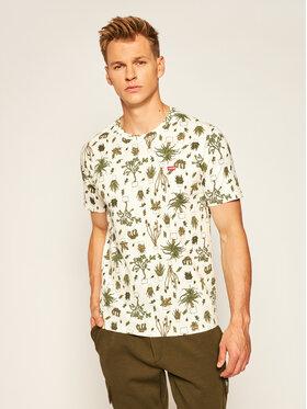 Levi's® Levi's® T-Shirt Ss Original Hmtee 56605-0051 Zielony Regular Fit