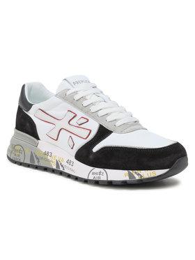 Premiata Premiata Sneakersy Mick 5189 Biały