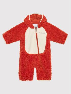 Columbia Columbia Overall Foxy Baby Sherpa Bunting 1863981 Orange Regular Fit
