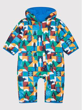 Columbia Columbia Зимен детски гащеризон Snuggly Bunny™ Bunting 1516331 Цветен Regular Fit