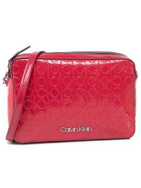 Calvin Klein Calvin Klein Sac à main Ck Must Em Ew Crossbody K60K606758 Rouge