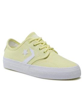 Converse Converse Πάνινα παπούτσια Cons Zakim Ox 157329C Κίτρινο