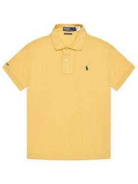 Polo Ralph Lauren Polo Ralph Lauren Polo The Earth 323780773014 Żółty Regular Fit
