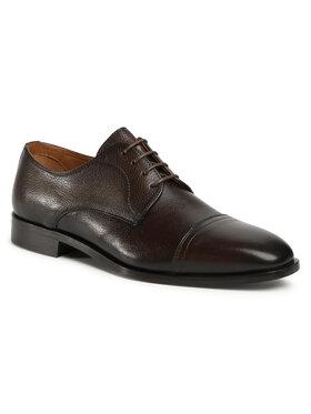 Boss Boss Chaussures basses Lisbon 50434443 10223093 01 Marron