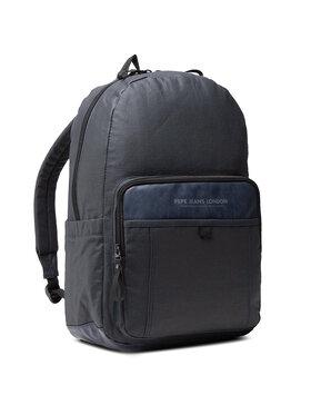 Pepe Jeans Pepe Jeans Hátizsák Factory Laptop Backpack PM120057 Sötétkék