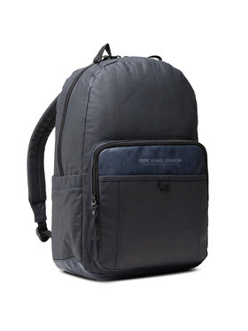 Pepe Jeans Pepe Jeans Kuprinė Factory Laptop Backpack PM120057 Tamsiai mėlyna