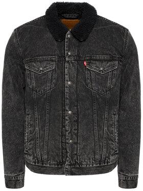 Levi's® Levi's® Veste en jean Type 3 16365-0129 Noir Regular Fit