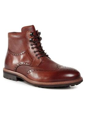 Digel Digel Outdoorová obuv Spencer 1209763 Hnedá