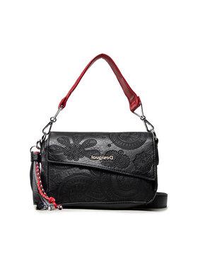 Desigual Desigual Τσάντα 21WAXP18 Μαύρο