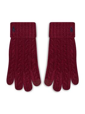 Polo Ralph Lauren Polo Ralph Lauren Γάντια Ανδρικά Echo 21 449853977004 Κόκκινο