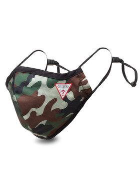 Guess Guess Текстилна маска W0YZ17 WDXC0 Зелен