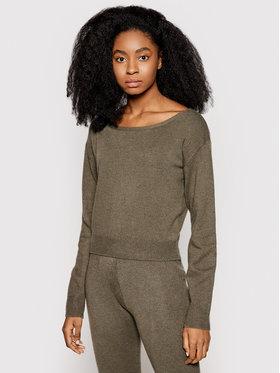 Guess Guess Sweater Tanya W0RR26 R2QA0 Zöld Regular Fit