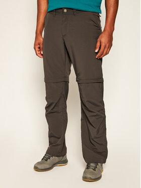 Jack Wolfskin Jack Wolfskin Outdoor панталони Canyon Zip Pff 1504191 Сив Regular Fit