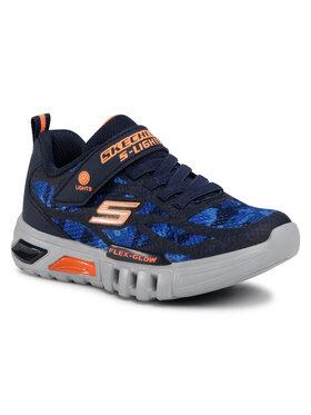 Skechers Skechers Sneakersy Rondler 400017L/NVOR Granatowy