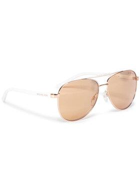 Michael Kors Michael Kors Okulary przeciwsłoneczne Hvar 0MK5007 1080R1 Złoty