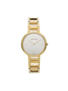 Calvin Klein Calvin Klein Часовник Lady K8N23546 Златист