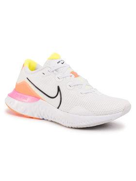 NIKE NIKE Cipő Renew Run CK6357 100 Fehér
