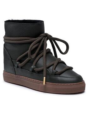 Inuikii Inuikii Čizme za snijeg Full Leather 70202-089 Zelena