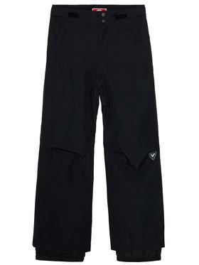 Rossignol Rossignol Spodnie narciarskie RLJYP11 Czarny Classic Fit