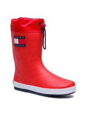 Tommy Hilfiger Tommy Hilfiger Kalosze Rain Boot T3X6-30766-0047 S Czerwony