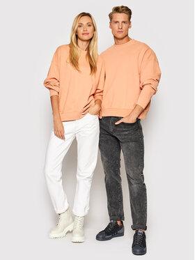 Levi's® Levi's® Majica dugih rukava Unisex Standard A0886-0006 Narančasta Relaxed Fit