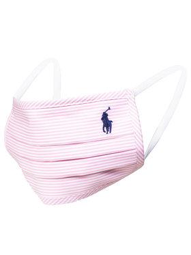 Polo Ralph Lauren Polo Ralph Lauren Υφασμάτινη μάσκα M Classics 1 710837368001 Ροζ
