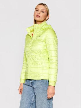 Calvin Klein Calvin Klein Vatovaná bunda Essential K20K202994 Žlutá Regular Fit