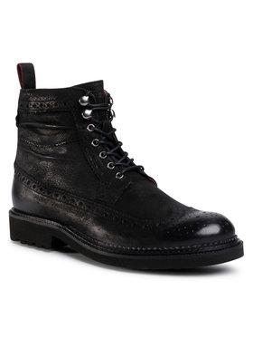 Gino Rossi Gino Rossi Outdoorová obuv MI08-C773-770-01 Čierna
