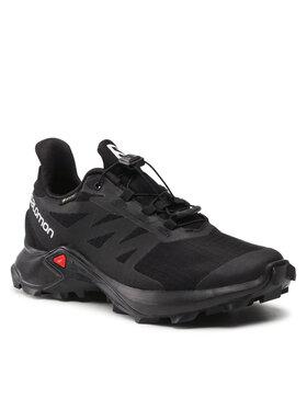 Salomon Salomon Chaussures Supercross 3 Gtx W GORE-TEX 414559 20 W0 Noir