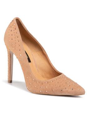 Gino Rossi Gino Rossi Обувки на ток DCK314-MIYA Бежов
