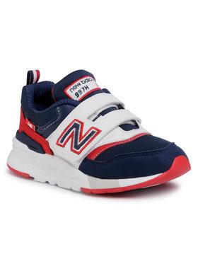 New Balance New Balance Sneakersy PZ997HVN Tmavomodrá