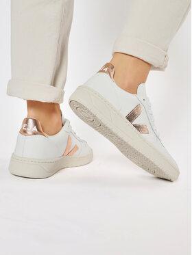 Veja Veja Sneakersy V-10 VX022279A Biela