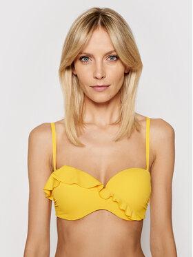 Chantelle Chantelle Góra od bikini Oxygene C69360 Żółty