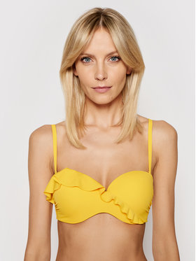 Chantelle Chantelle Haut de bikini Oxygene C69360 Jaune